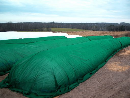 AgBag Green Protection Cover
